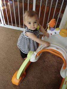 Beanie @ 9 months